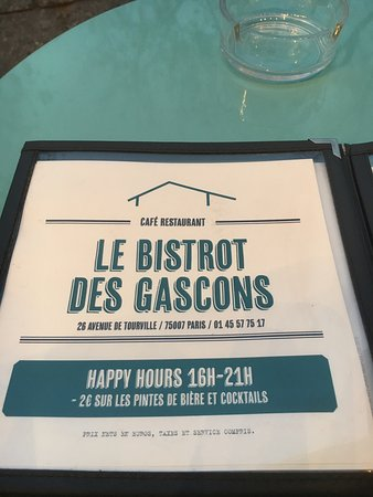 Le Bistrot Des Gascons : photo0.jpg