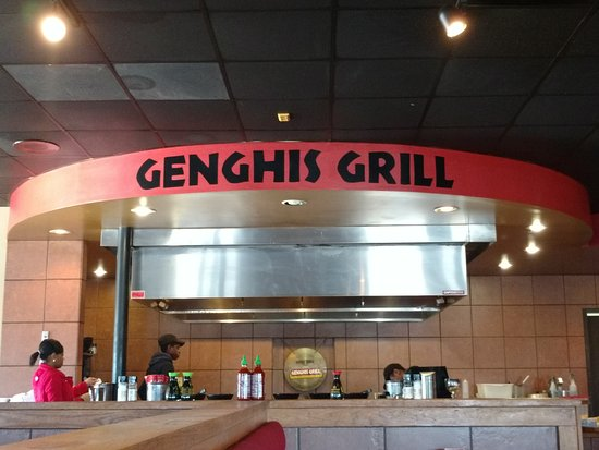 Genghis Grill Wichita 111 S Rock Rd Restaurant Reviews Phone