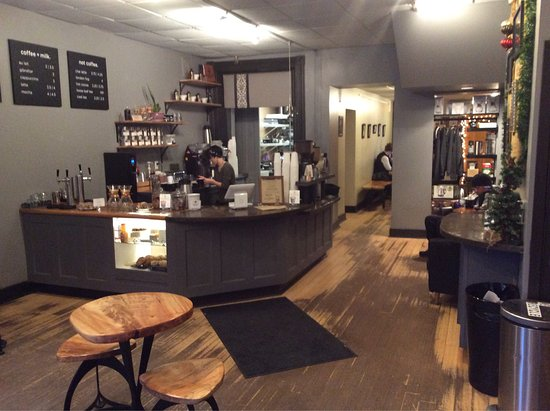 Square One Coffee & Square One Coffee - Picture of Square One Coffee Lancaster ...