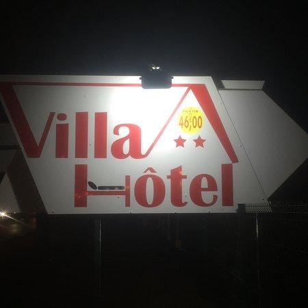 Hotel Les Epingliers : L'hôtel a été réhabilité et renommée différemment
