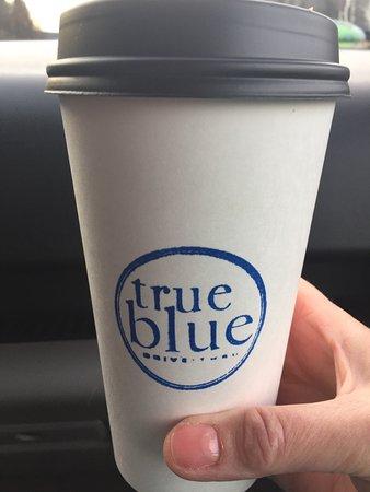 Soldotna, AK: Cup of True Blue