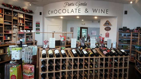 ‪Punta Gorda Chocolate & WIne‬