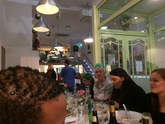Bexhill-on-Sea, UK: Great resturant impression