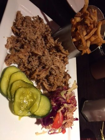 Deep River, CT: Pulled Pork