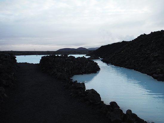 Grindavik, Iceland: Just outside