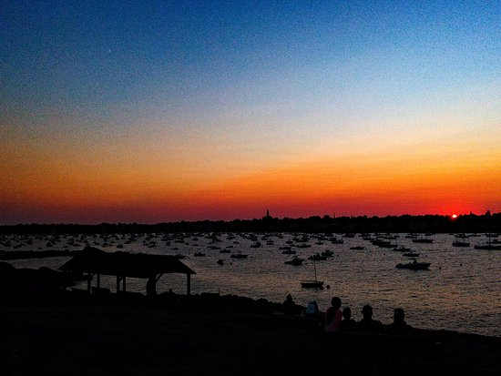 Marblehead, MA: Summer Sunset