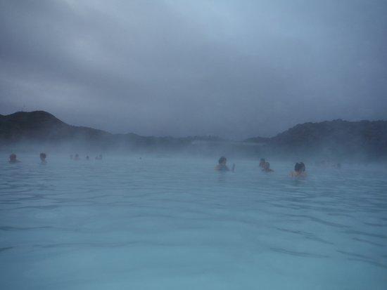 Grindavik, Iceland: Just inside