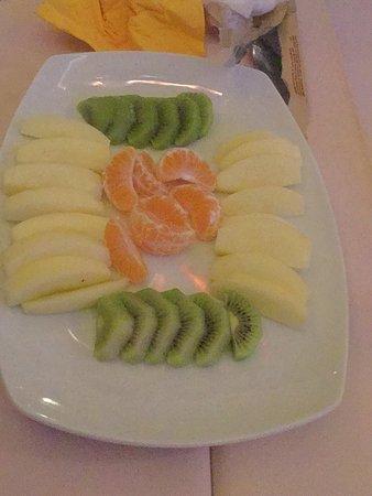 Ithaki: Fruits