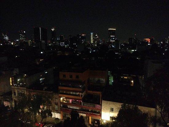Four Points by Sheraton Mexico City Col. Roma: vista panorámica desde el techo