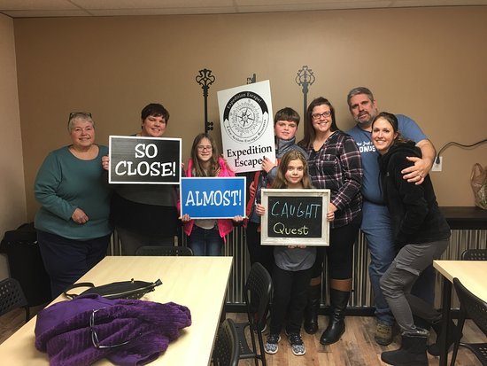 Escape Room King Of Prussia Aunt Edna