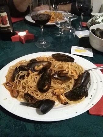 Fiumicello, Włochy: Spaghettoteca All'argine