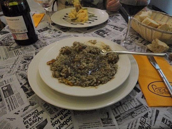 Alfaro, Spanyol: arroz