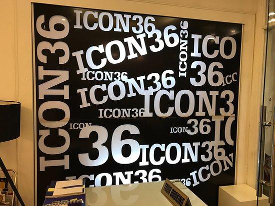 Icon 36 Hotel: Hotel Icon 36