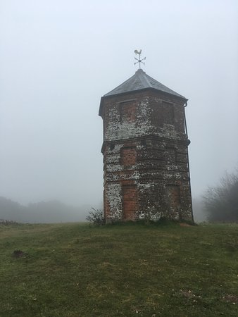 National Trust - Pepperbox Hill
