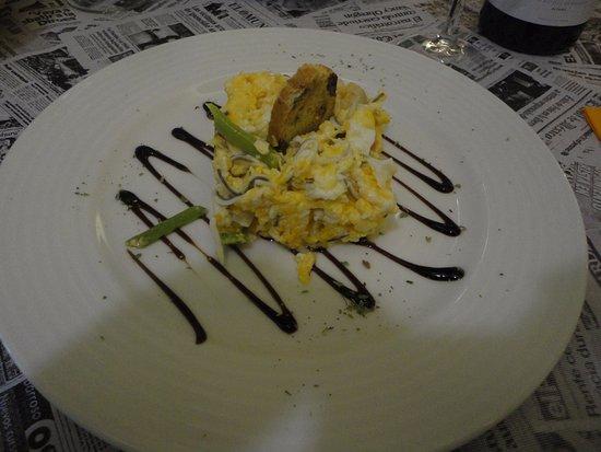 Alfaro, Spanyol: tortilla