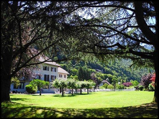 Foto de Hôtel Les Grillons