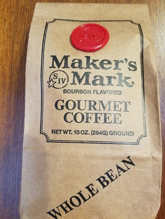 Loretto, Кентукки: Marker's Mark Gourmet Coffee