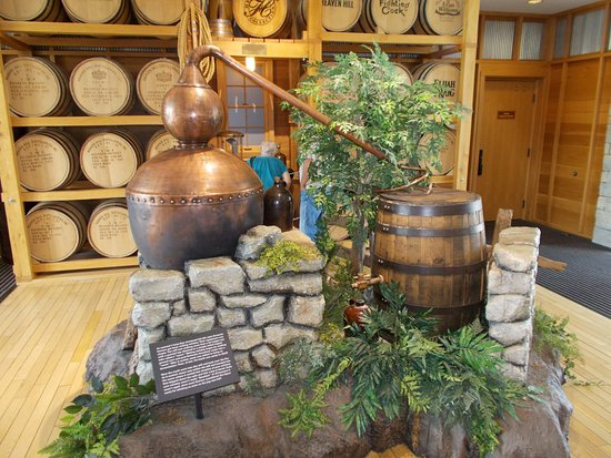 Bardstown, KY: Inside Heaven Hill Bourbon Heritage Center