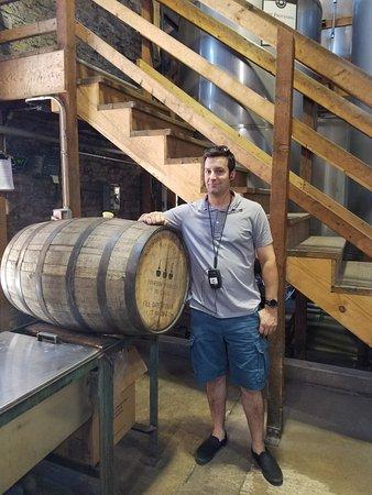 Versailles, Kentucky: Woodford Reserve Distillery