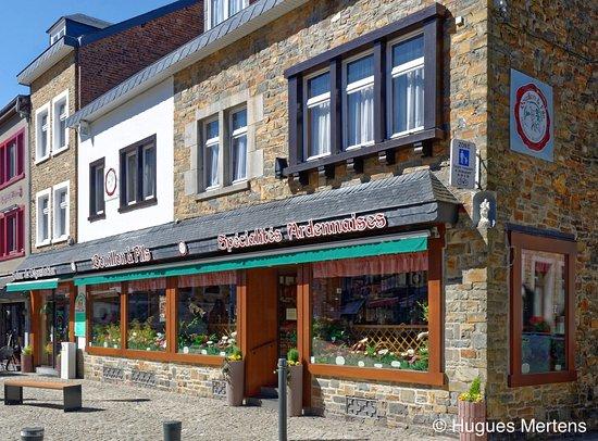 Maison bouillon et fils la roche en ardenne restaurant for Maison du luxembourg restaurant