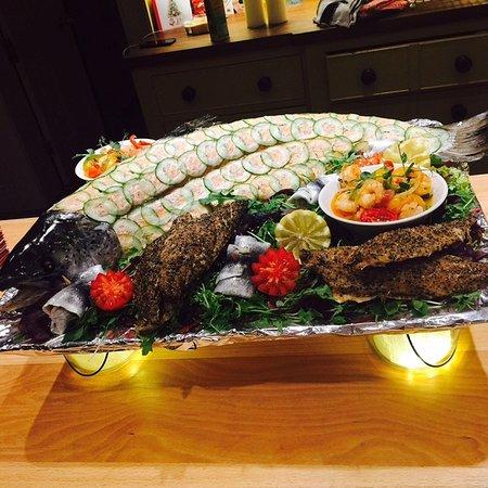 Outdoor dining  - Picture of Linen Hill Kitchen Bar, Banbridge - Tripadvisor
