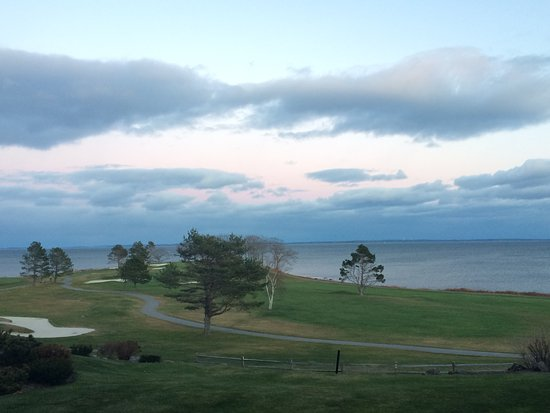 Rockport, ME: View from our room