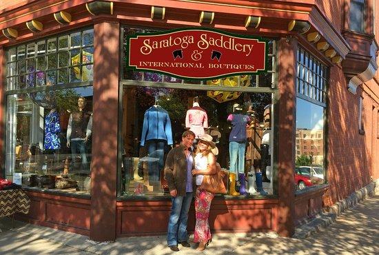 Saratoga Saddlery & Int'l Boutiques