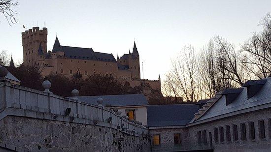 Santuario de Nuestra Senora de la Fuencisla