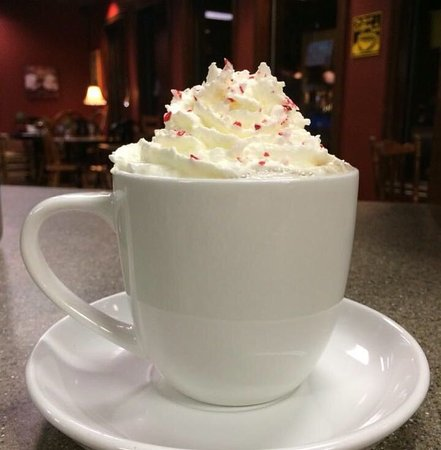 Nappanee, IN: Peppermint Mocha