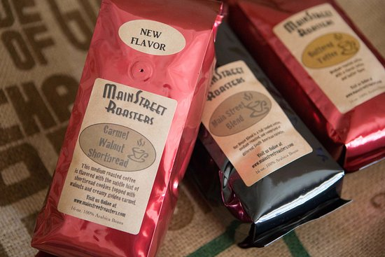 Nappanee, IN: Main Street Roasters