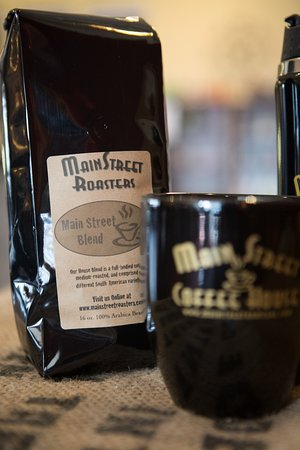 Nappanee, IN: Coffee