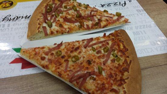 budapest pizza king express rt kel sek az tteremr l tripadvisor. Black Bedroom Furniture Sets. Home Design Ideas