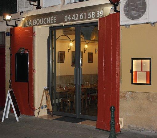 Restaurant LA BOUCHEE (AIX EN PROVENCE)