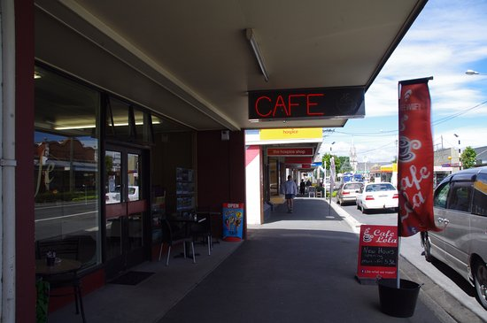 Milton, New Zealand: Outside