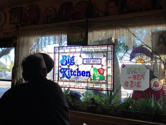Big Kitchen Cafe San Diego Menu