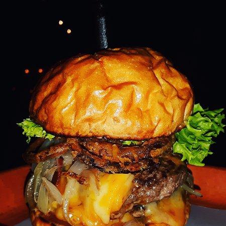 gordo gringo burger picture of the burger patio barichara
