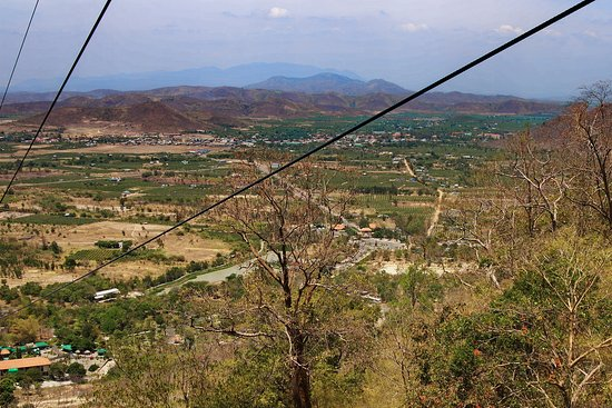 Provincie Bình Thuận, Vietnam: Фуникулер