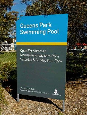 An Island Picture Of Queens Park Melbourne Tripadvisor