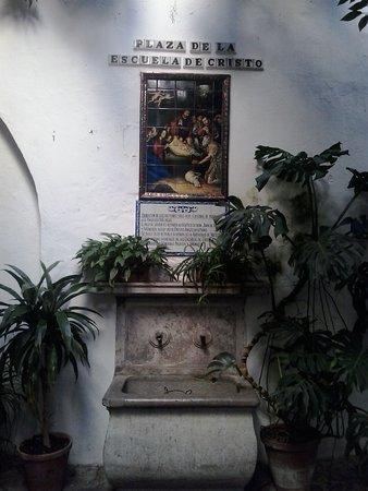 Plaza de la Escuela de Cristo