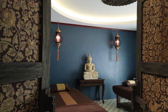 Oriental Kwai Resort : Massage room