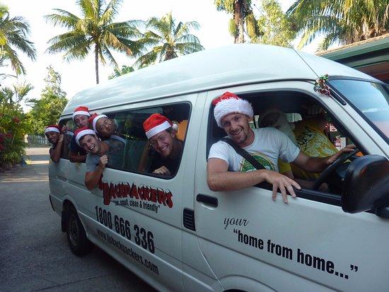 JJ's Backpackers Hostel: Christmas @ JJ's
