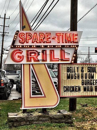Alexandria, KY: Roadside Diner with a side of excellent originality.
