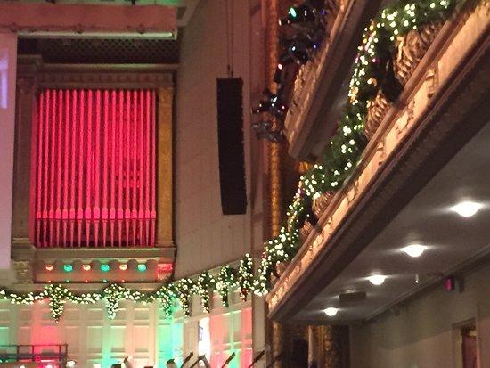 Symphony Hall: Beautiful at the holidays