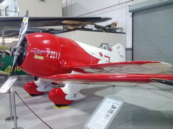 Polk City, FL: Gee Bee Model R2