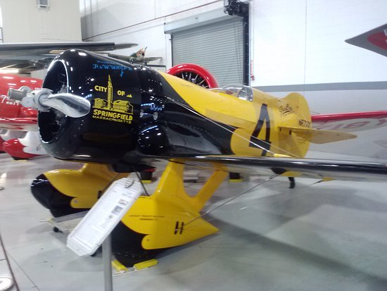 Polk City, FL: Gee Bee Model Z