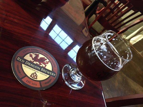 Fredericksburg, VA: beer