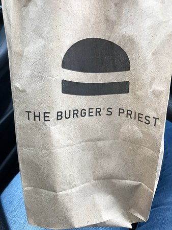 Photo of American Restaurant The Burger's Priest at 3397 Yonge Street, Toronto M4N 2M7, Canada