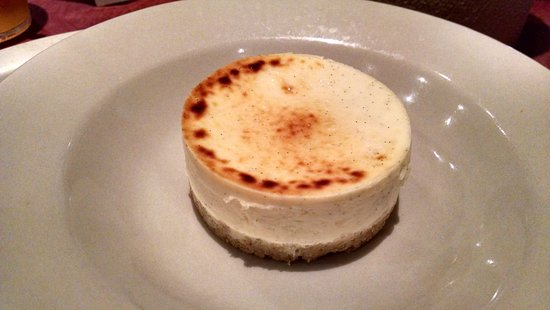 Litchfield Park, AZ: Gluten-free dessert