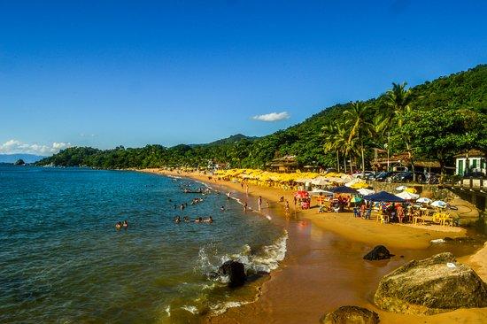 Praia Grande - Ilhabela - Picture of Barba Frutos do Mar, Ilhabela -  Tripadvisor