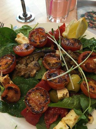Shingle Inn: Mediterranen Vegetable Salad